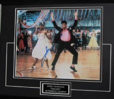 "JOHN TRAVOLTA - ""GREASE"" SIGNED"